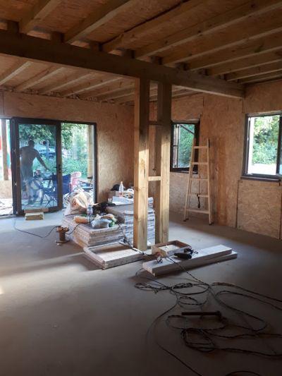 Сглобяеми дървени къщи 14
