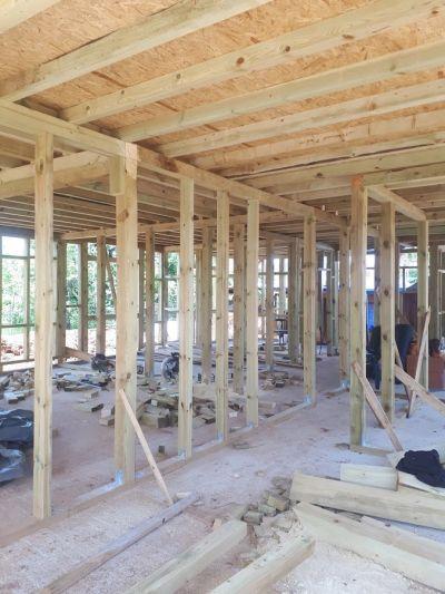 Сглобяеми дървени къщи 16