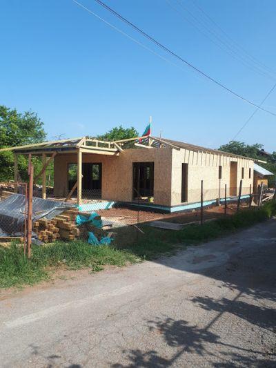 Сглобяеми дървени къщи 1