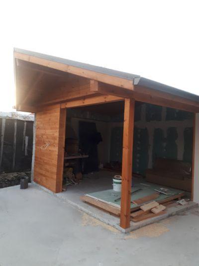 Сглобяеми дървени къщи 4