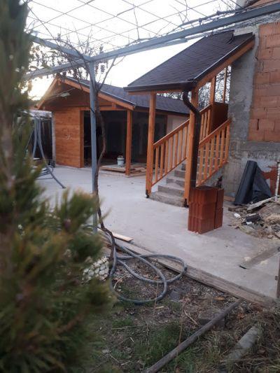Сглобяеми дървени къщи 5
