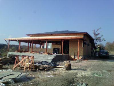 Сглобяеми дървени къщи 6
