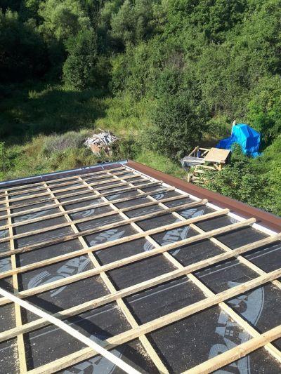 Покривни конструкции 10
