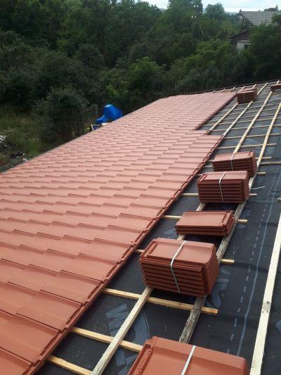 Покривни конструкции 12