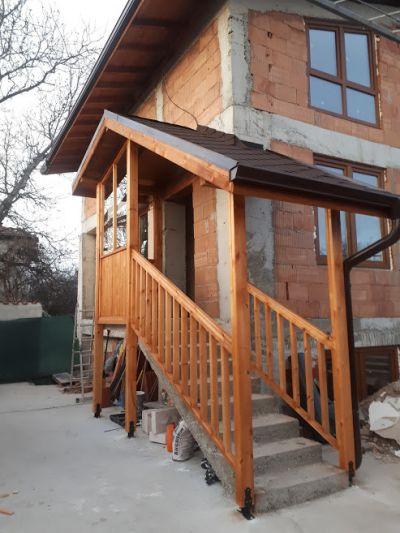 Покривни конструкции 1