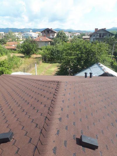 Покривни конструкции 8