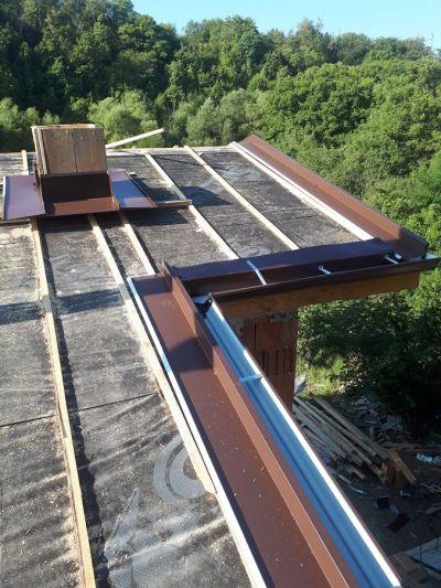 Покривни конструкции 9